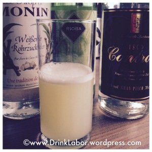 Drinklabor_Pisco_Sour